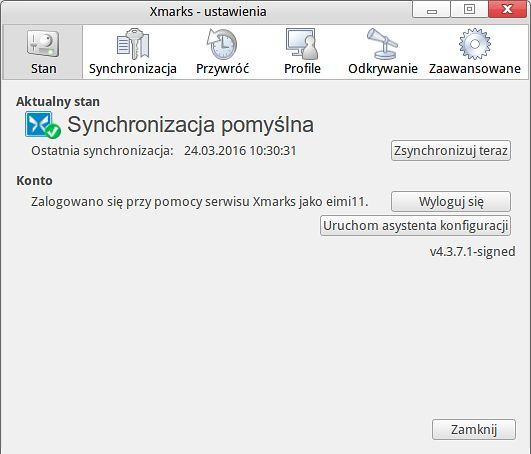 Xmarks na Firefoksie: prawdopodobnie najlepsze narzędzie do synchronizacji