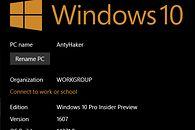 Kolejna partia kompilacji z małą ilością nowości – desktopowy oraz mobilny build 14371 i 14372