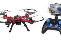 GOOLRC T5 — bardzo tani dron z kamerką