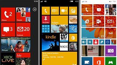 Ewolucja kafelków w Windows Phone i Mobile, czyli historia ekranu startowego w mobilnych okienkach - Windows Phone 7.0 -> Windows Phone 8.0 -> Windows Phone 8.1