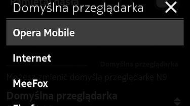 Nokia N9 tips & tricks cz. 72 — ustawianie domyślnej przeglądarki, edycja ulubionych stron