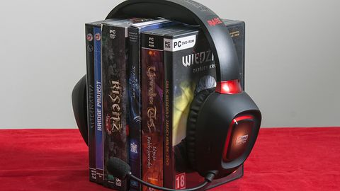 Creative Sound Blaster Tactic 3D Rage - gamingowe złudzenie