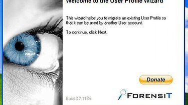 ProfWiz - szybkie przenoszenie profili w Windows - ProfWiz