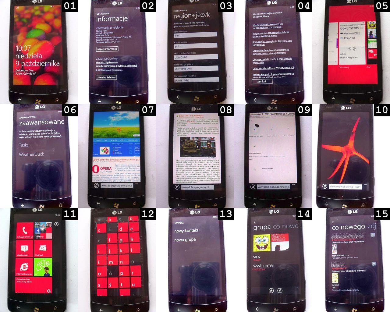 Windows Phone 7.5 Mango - (R)EWOLUCJA?
