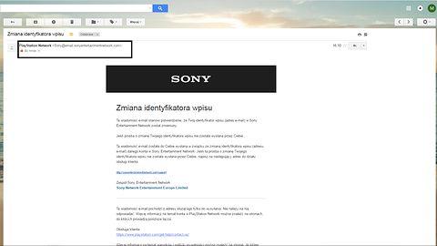 Jak zabezpieczyć swoje konto Sony Entertainment Network/PlayStation Network przed utratą.