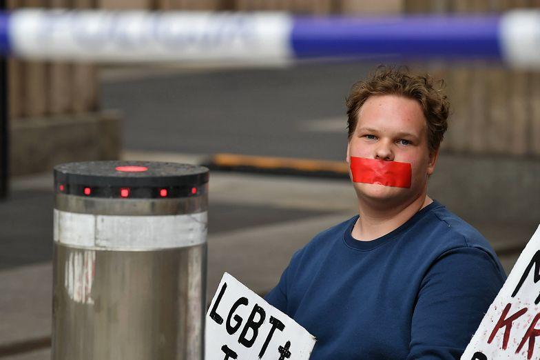 Franek Broda jest gejem. Siostrzeniec Morawieckiego mówi o relacjach z wujkiem