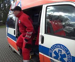Lekarz dusił ratownika medycznego. Wyrok z Koszalina budzi zdumienie