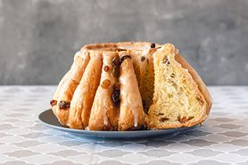 Babka piaskowa z masłem - przepis, kalorie, wartości odżywcze