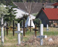 Wstrząsające odkrycie. W Kanadzie znaleziono kolejne 160 grobów