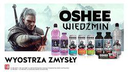 Wiedźmin i Oshee współpracują. Eliksiry dostępne w całej Polsce