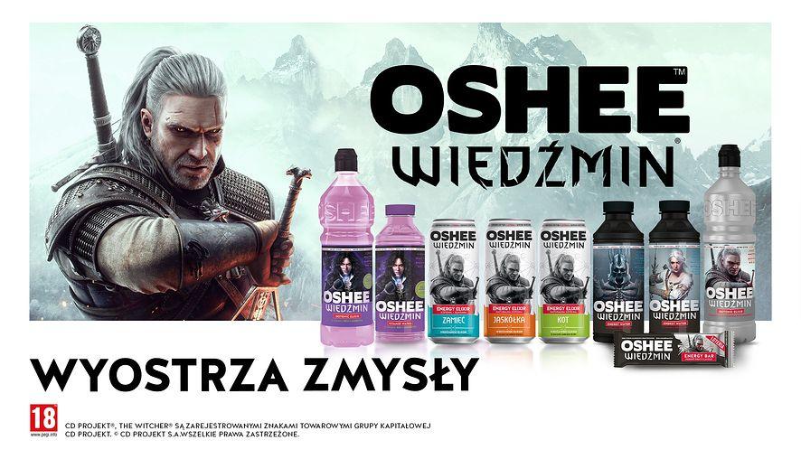 Wiedźmin i Oshee
