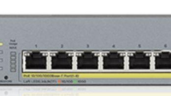 Switch Zyxel GS1350 - Nowoczesne podejście do monitoringu