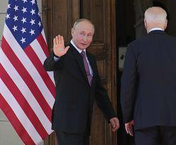Spotkanie Bidena z Putinem. Nagle pojawiła się... siostrzenica Osamy bin Ladena
