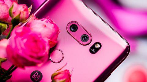Odważny kolor dla kobiet z charakterem - LG V30 Raspberry Rose w Polsce