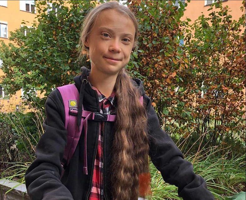 Po rocznej przerwie Greta Thunberg wraca do szkoły