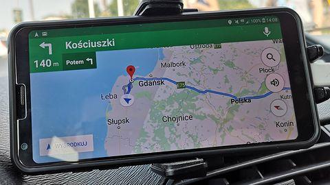 Ostrzeżenia w Mapach Google to żart – mam wrażenie, że jestem testerem