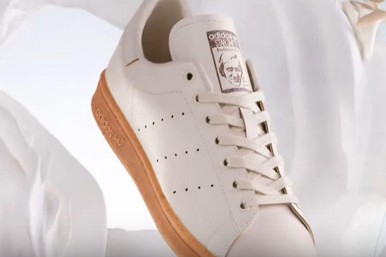 Najnowszy model butów Adidasa. Nie zgadniesz, z czego jest zrobiony
