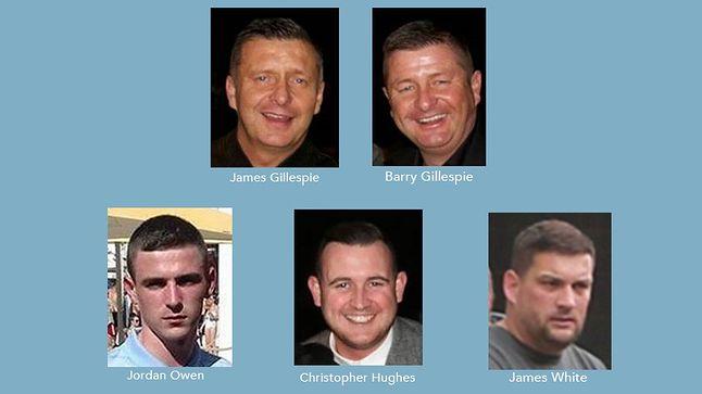 Osoby poszukiwane w sprawie, fot. Police Scotland