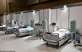 W regionach, gdzie jest najmniej zaszczepionych szpitale już powiększają bazę łóżek