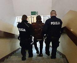 Policjanta uratował notes. 58-latkowi grozi dożywocie