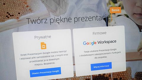 Uwaga na ataki przez Prezentacje Google. Można trafić na elementy pornografii i oszustwa