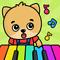 Dziecięce Pianino icon
