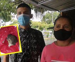 Horror na porodówce w Kolumbii. Zamiast zwłok dziecka w trumnie był szczur