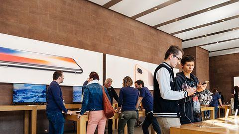 Cena iPhone'a X nie odstraszyła klientów – Apple osiągnęło świetne wyniki finansowe