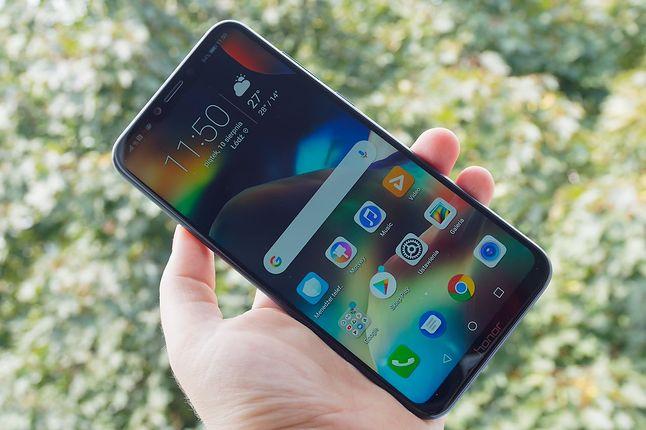 Honor Play – nowoczesny smartfon za 1,5 tys. zł. Źródło: własne