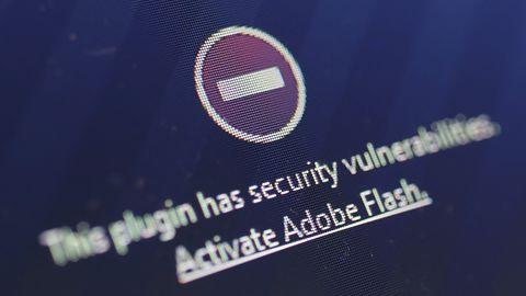 Adobe Flash. W Windows 10 zaczęły pojawiać się ostrzeżenia