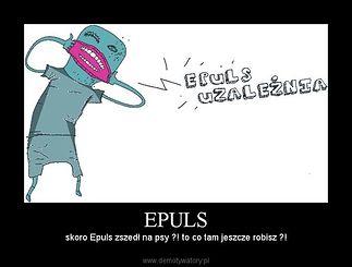 Na tym memie przedstawiona jest maskotka Epulsa - Izzy.