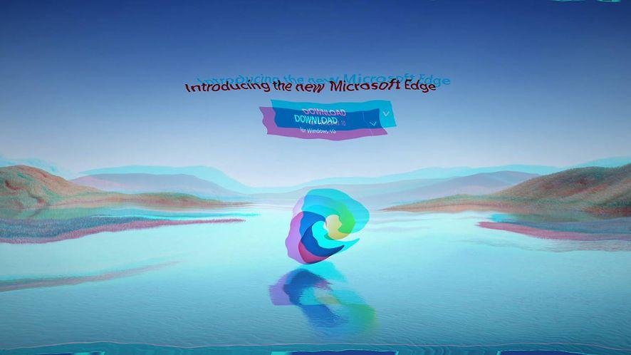 Microsoft Edge gryzł się z wyszukiwaniem Google, fot. PHOTOMOSH