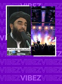 Afgańczycy dostali bana na muzykę w miejscach publicznych... A kobiety? Na wychodzenie z domów