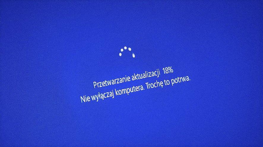 Nowe łatki dla Windowsa 10: mało poprawek skutkiem niewielkiej liczby błędów?