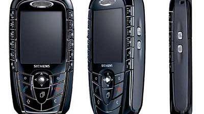Siemens SX1 – gdy telefon nie był czarną płytką
