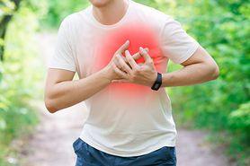 Choroba niedokrwienna serca - przyczyny, objawy, profilaktyka, leczenie