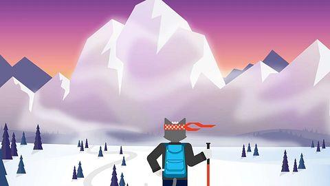 Nowa paczka tapet od Microsoftu: Ninja Cat wyjechał na ferie