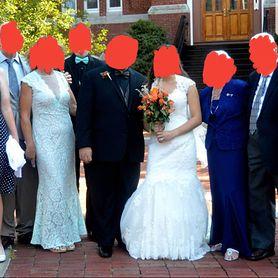 Matka przyszła na ślub syna w sukni ślubnej. Nowy trend?