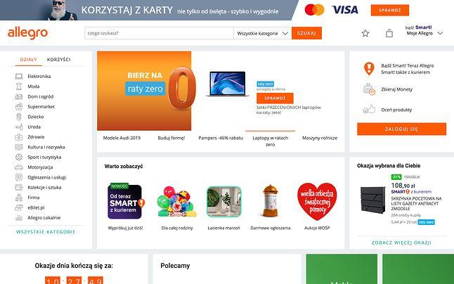 Allegro pozamiatało rynek bezpłatnymi dostawami do paczkomatów za zakupy już od 40 zł