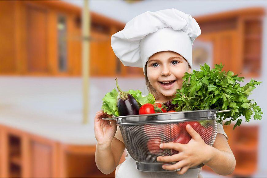 Produkty dla dzieci zdrowsze niż mięso