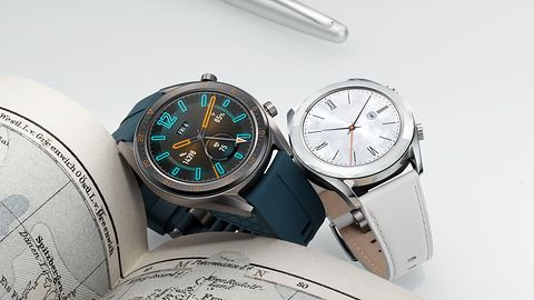Huawei Watch GT Active i Elegant. Co potrafi smartwatch dodawany do Huawei P30 i P30 Pro?