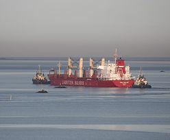 Grupa marynarzy zarażona COVID-19. Jeden nie żyje. Statek był w Polsce