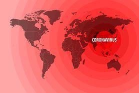 Koronawirus - mapa. Polska i świat