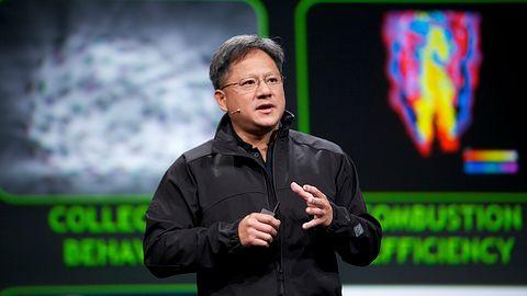 Nvidia odnotowuje rekordowe dochody, ale nie z segmentu dla graczy