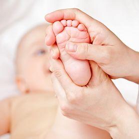 Prawidłowy masaż noworodka