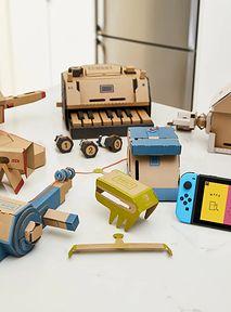 Nintendo Labo: to już koniec świetnej kartonowej zabawki za grube 💵?