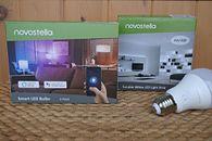 Novostella i jej smart żarówki RGBCW