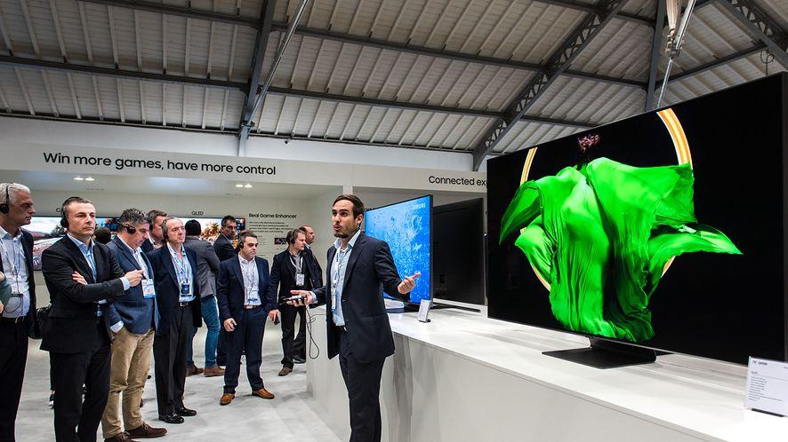 Samsung prezentuje nowe telewizory QLED, fot. materiały prasowe Samsung
