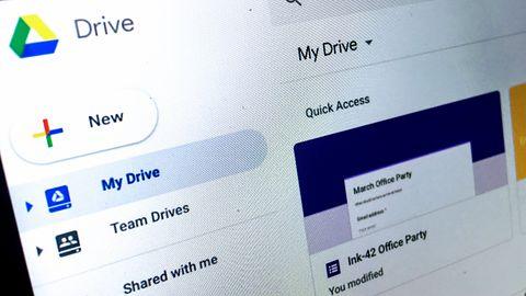 Dysk Google dostanie nowy interfejs, będzie wyglądał tak jak nowy Gmail