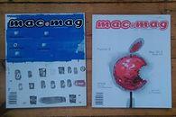 MacMag — pierwsze polskie pismo dla użytkowników komputerów Apple. Wspomnienie okresu działania